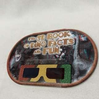 Dino 3D Book