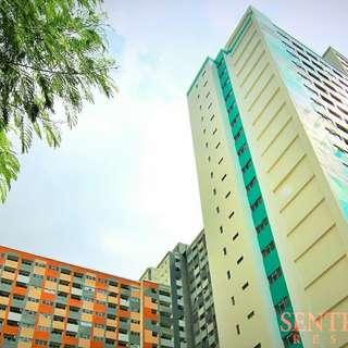 BULANAN2Jutaan..Apartemen Sentra Timur Residence Pulo Gebang Jakarta,