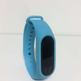 Free Mailing! Mi Band 2 Strap - Light Blue