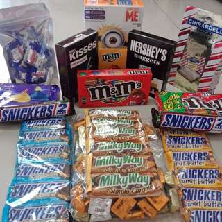 Imported Chocolates Reseller! ❤😊
