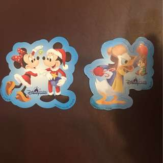 迪士尼貼紙 Disney stickers