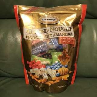 全新 加拿大鳥結糖雜錦口味 500g