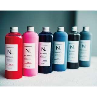 🚚 【1+1現貨】Napla娜普菈 N.系列炫彩洗髮精+護髮乳320ml 《公司貨》