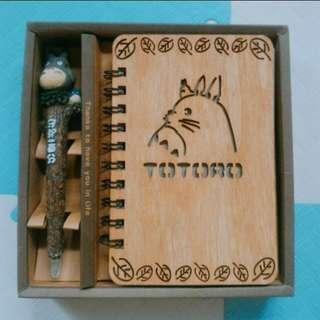 🚚 龍貓 筆記本 筆