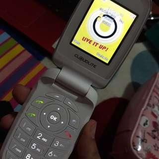 Cloudlite Flipped Phone