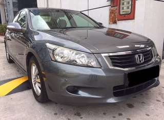 Honda Accord VTi-L 2.0