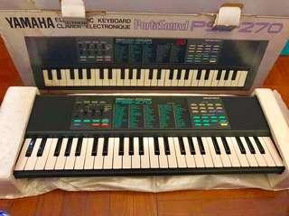 Yamaha電子琴