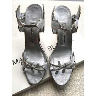 Manolo Blahnik   sandals shoes   @Size 36-1/2