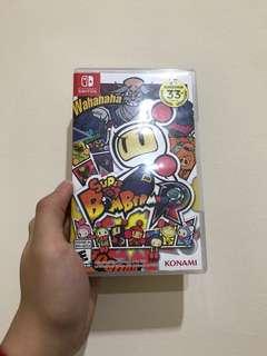 Bomberman Nintendo Switch (2nd)