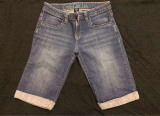 jeans pendek gap kids