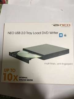 NEO USB 2.0 TRAY LOAD DVD WRITER
