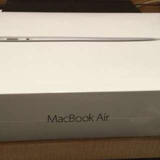 New Apple MacBook Air 2017