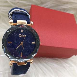 DIOR LIMITED EDITION WATCH