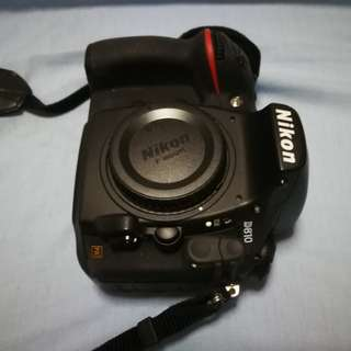 Nikon D810 - shutter count 8k