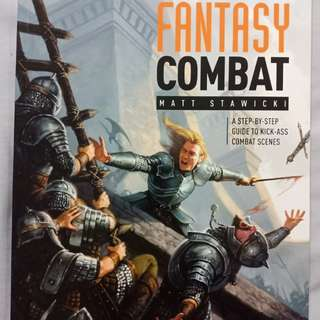 Fantasy Combat [ How to draw and Paint ]
