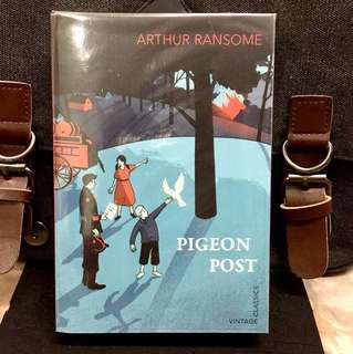 # Novel《Bran-New + Timeless Classic Collection Fiction 》Arthur Ransome - PIGEON POST