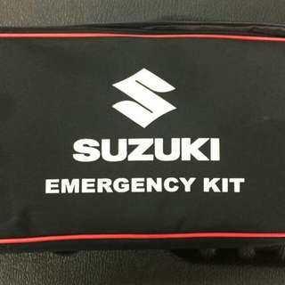 EMERGENCY BEG KIT SUZUKI