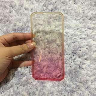 Miniso iPhone 6/6s Pink Ombre Case