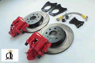 Rear disc brake full set (New)for new Handa City Jazz 2014