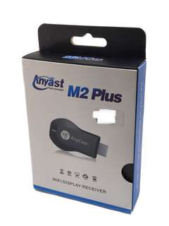Anycast M2 Plus 無線同屏器 iOS AirPlay Android Miracast