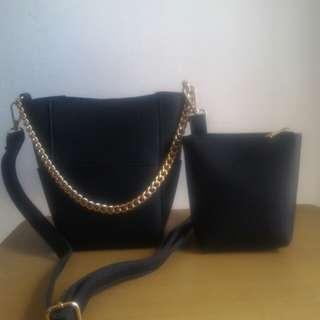 Brandnew! Party black bag