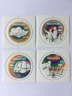 Singapore 2009 smrt Circle line mnh