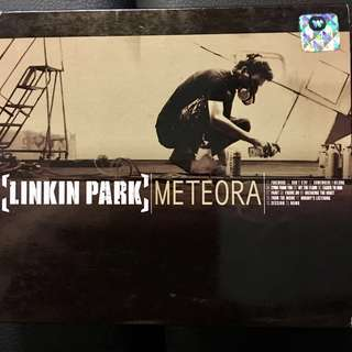 【CD Sale】Linkin Park - Meteora CD