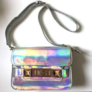 PLOVED: Hologram Sling Bag