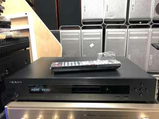 Oppo 103 Blu ray player