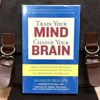 # Highly Recommended《Bran-New + How The Brain Is Able To Change In Response To Paradigm Shift In Mindsetting》Sharon Begley - TRAIN YOUR MIND, CHANGE YOUR BRAIN : How a New Science Reveals Our Extraordinary Potential to Transform Ourselves