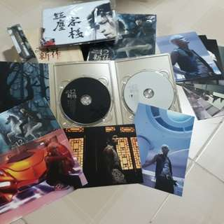 Jay Chou album with collectibles