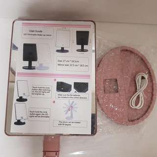 LANEIGE - LED Dimmable Makeup Mirror