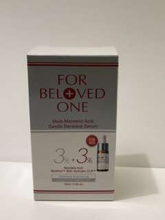 For Beloved One Mandelic Acid