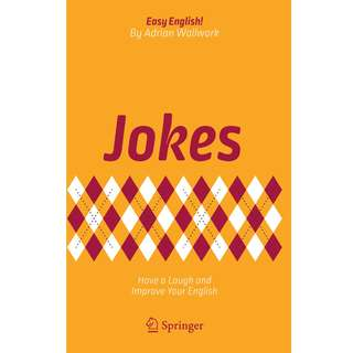 *Free* Jokes, Have a Laugh and Improve Your English