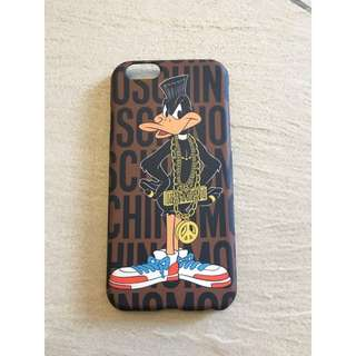 MOSCHINO iphone 6S case