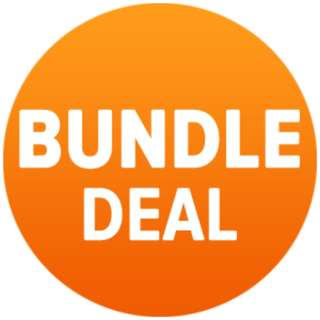 let me know if anyone would like to see bundle deals