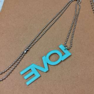NEW! LOVE Necklace