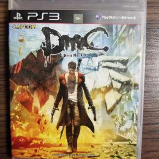 PS3 Game PS3遊戲 - DMC