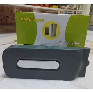 1T Hardisk for Xbox360 FAT + 150 Games