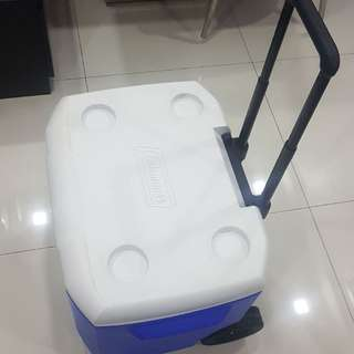 Coleman cooler box for RENT