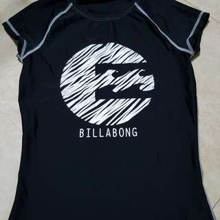 Billabong swimming top