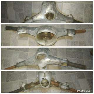 Handle Vespa Super Bulat
