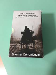 Sherlock Holmes - The complete novels and atories