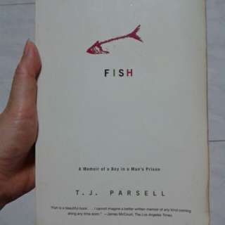Fish : A Memoir of a Boy in a Man's Prison