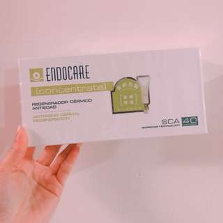 Endocare 強效活肌修復精華SCA40 7x1ml