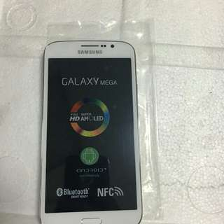 Samsung galaxy mega brand new and original