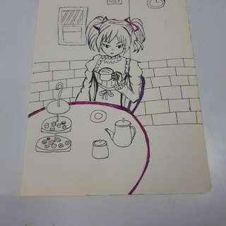 Drawing 7