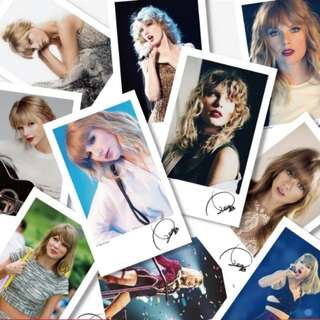 (Po) Taylor Swift Lomocards
