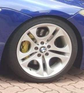BMW M Performance brake calipers for Z4 35i