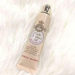 Shiseido MAJOLICA MAJORCA Nude Make Gel #NB Natural SPF 30 PA +++